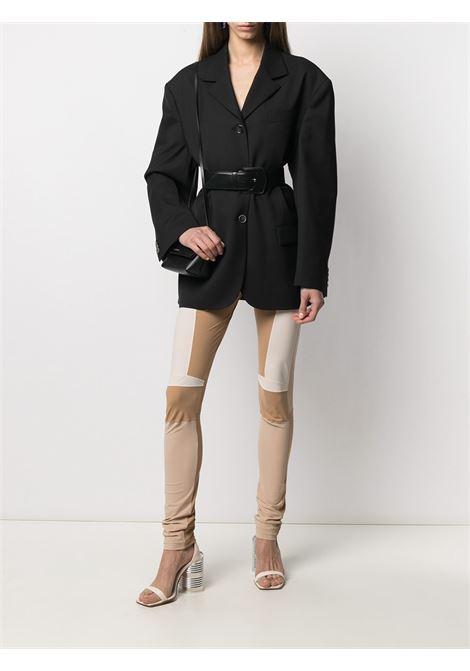 Appliqué-detail leggings MM6 MAISON MARGIELA   S52KA0291S20518972