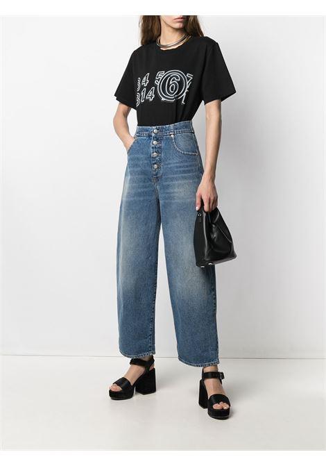 Jeans dritti Donna MM6 MAISON MARGIELA   S62LB0043S30589965