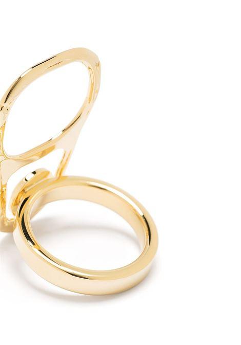 Can Opener ring MM6 MAISON MARGIELA | S62UQ0042S12905950