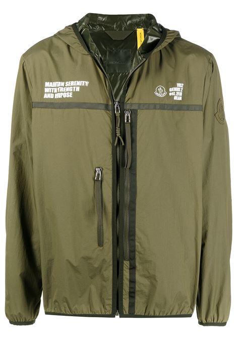 1952 orkhon hooded jacket khaki green - men  MONCLER 1952 | Outerwear | 1A7121053A5G830