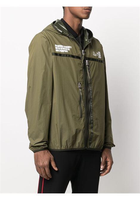 1952 orkhon hooded jacket khaki green - men  MONCLER 1952 | 1A7121053A5G830