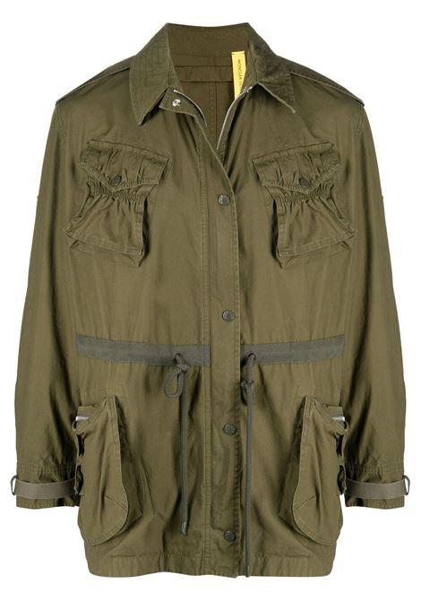 Moncler jw anderson kynance jacket men 833 green MONCLER JW ANDERSON | 1A00005M1145833