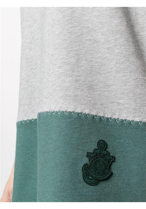 Colour-block T-shirt MONCLER JW ANDERSON | 8C00011M1161984