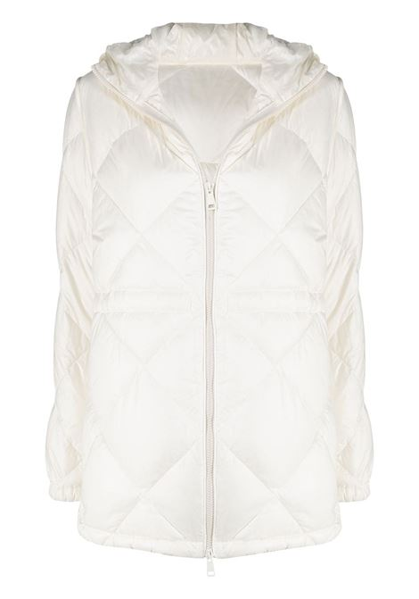 Moncler piumino sargas donna 034 white MONCLER | Capispalla | 1B556005396Q034