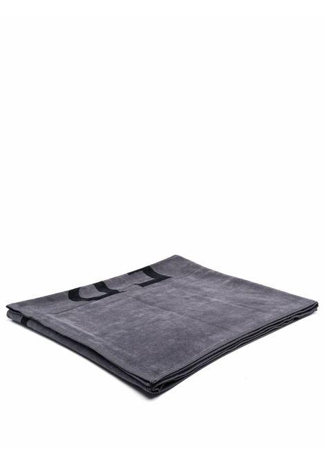 Logo-print towel men MONCLER | Beach Towels | 3D701000P584980