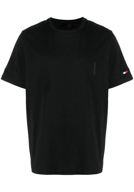 Moncler t-shirt con logo uomo MONCLER | T-shirt | 8C7B210829H8999
