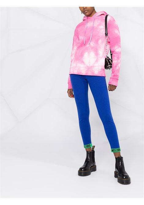 Leggings con logo Donna MOSCHINO | A03805042296