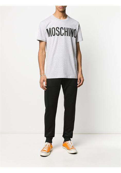 T-shirt con logo Uomo MOSCHINO | A070520401485
