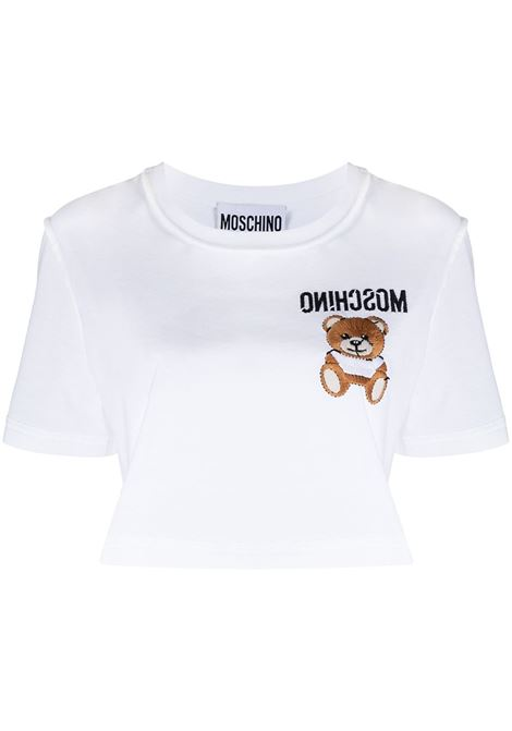 Teddy Bear T-shirt MOSCHINO | T-shirt | A07054401001