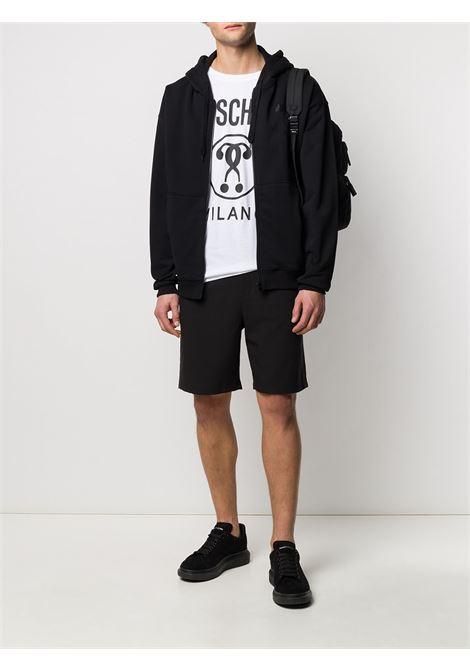 T-shirt con logo Uomo MOSCHINO | A070620401001
