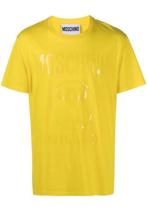 T-shirt con stampa MOSCHINO | T-shirt | A0706204027