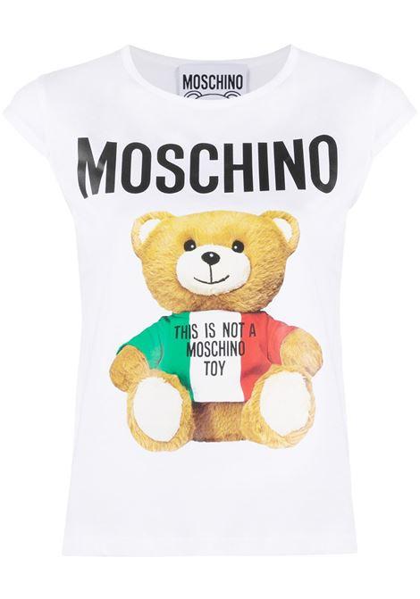T-shirt Moschino Toy Italy MOSCHINO | T-shirt | A07105401001