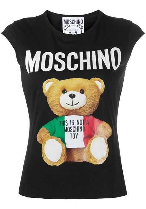 Teddy Bear T-shirt MOSCHINO | T-shirt | A07105401555