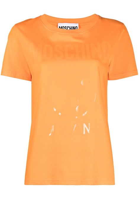 Double Question Mark  T-shirt MOSCHINO | T-shirt | A07155401035