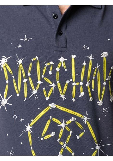 Polo Couture Uomo MOSCHINO | A121020431290