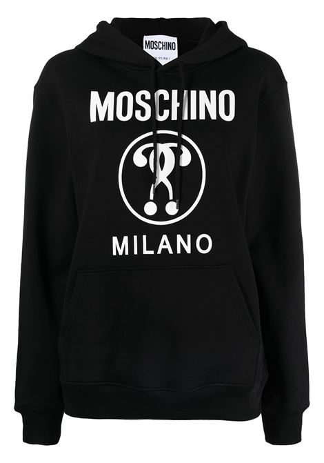 Double Question Mark sweatshirt  MOSCHINO | Sweatshirts | A17165272555
