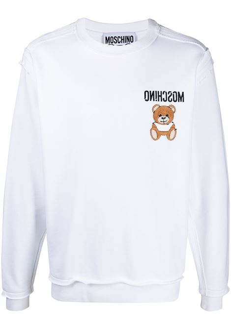 Teddy bear sweatshirt MOSCHINO | Sweatshirts | A17742271001