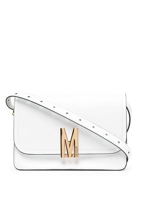 Monogram plaque bag