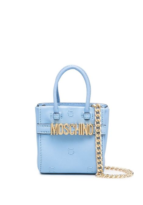 Moschino logo bag women MOSCHINO | Mini bags | A774780021266