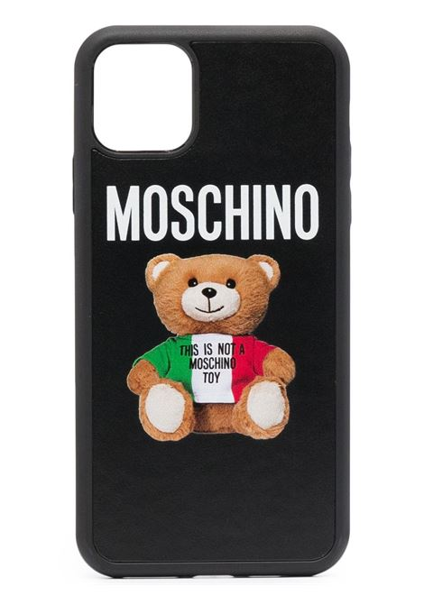 Cover per iPhone 11 Pro Max Teddy Unisex MOSCHINO | Cover | A794783011555