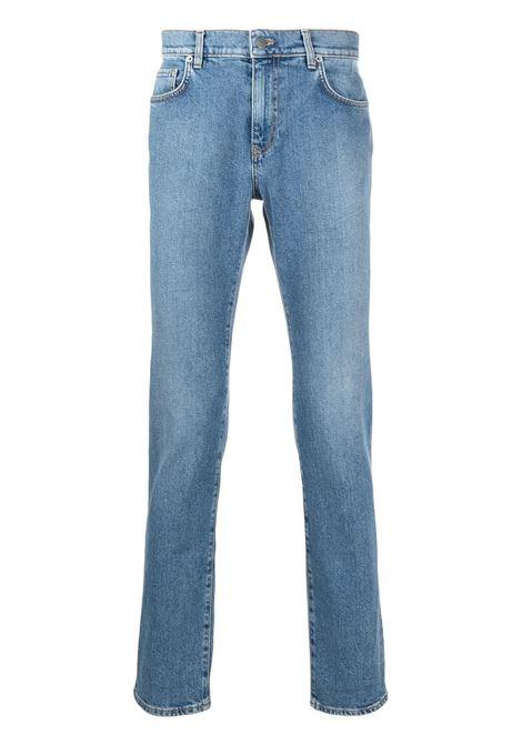 Jeans slim Uomo MOSCHINO | J03302023295