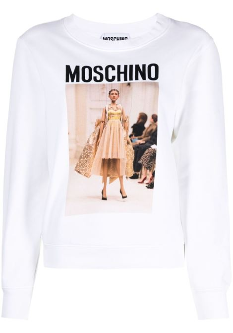 No Strings Attached sweatshirt MOSCHINO | Sweatshirts | J17144271001