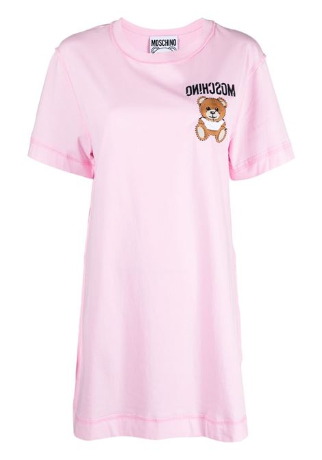 Teddy Bear T-shirt dress MOSCHINO | Dresses | V04304401222