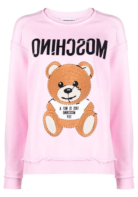 Teddy Bear sweatshirt MOSCHINO | Sweatshirts | V17034271222