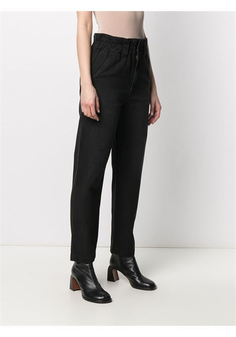 Paperbag high waist jeans MOTHER | 10206905BKO