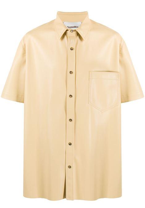 Nanushka camicia adam uomo margarine NANUSHKA | Camicie | ADAMMRGRN
