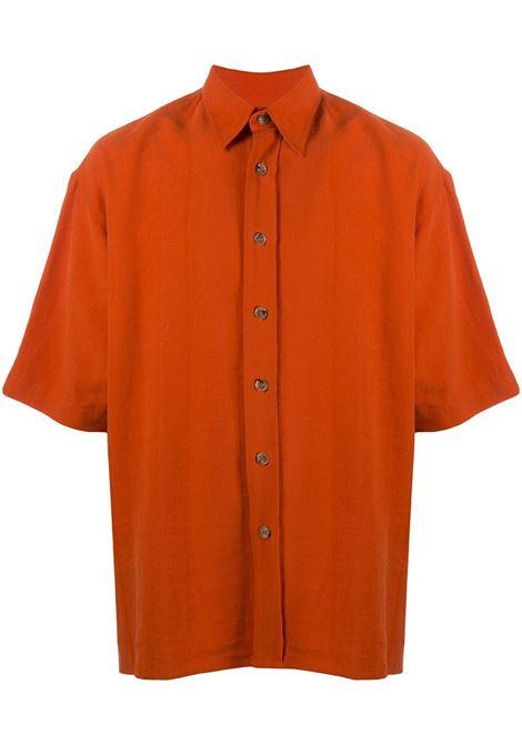 Nanushka camicia alain uomo marsala NANUSHKA | Camicie | ALAINMRSL