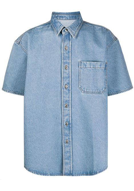 Denim shirt NANUSHKA | Shirts | AVERYLGHTWSH