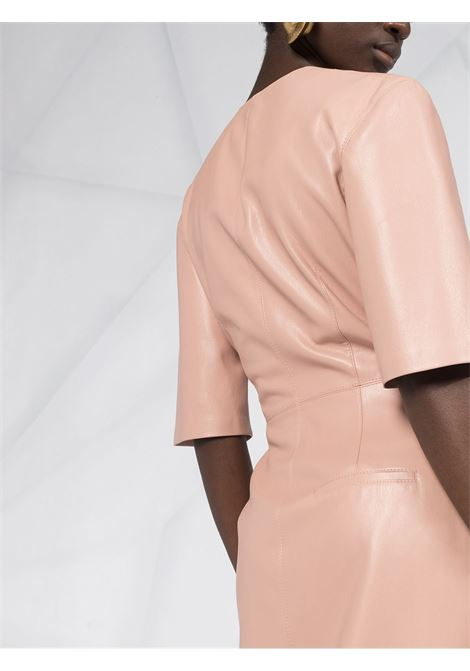 Wrap Dress NANUSHKA | HELISAPNK