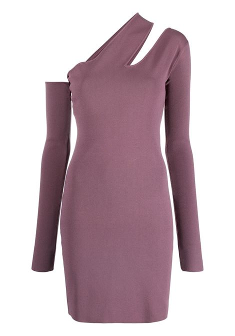 One-shoulder mini dress NANUSHKA | Dresses | SHANICC
