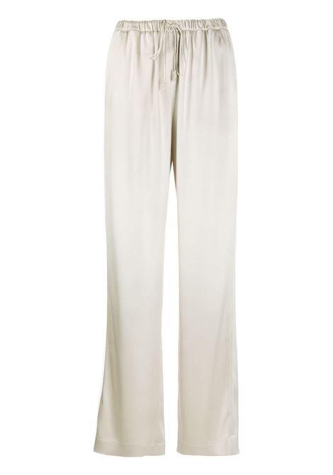 Nanushka pantaloni tupsa a fiori donna silver taupe NANUSHKA | Pantaloni | TUPSASLVRTP