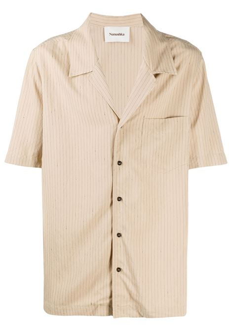 Nanushka camicia venci uomo latte NANUSHKA | Camicie | VENCILTT