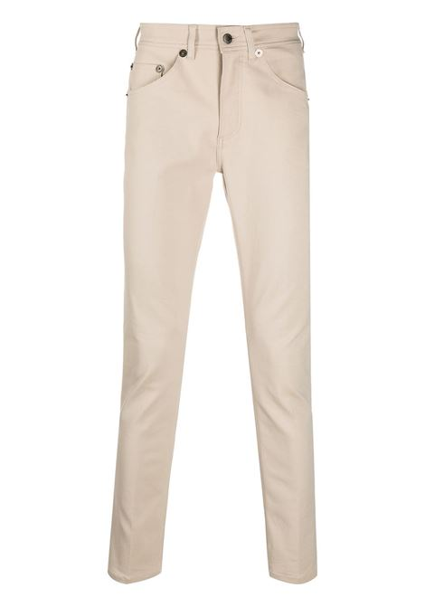 Pantaloni con logo NEIL BARRETT | Jeans | PBDE265Q800427