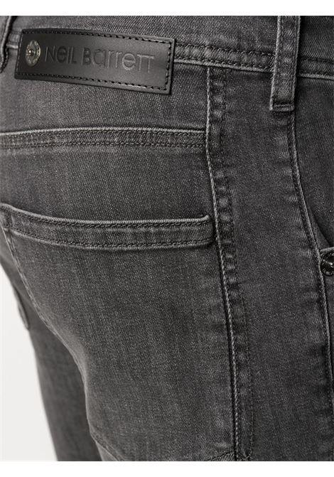 Faded-effect jeans NEIL BARRETT | PBDE314Q811T1852