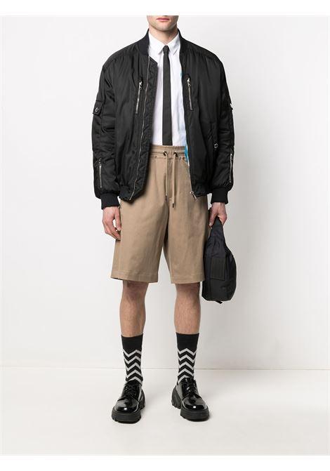 Knee-length shorts NEIL BARRETT | PBPA768KQ0083128
