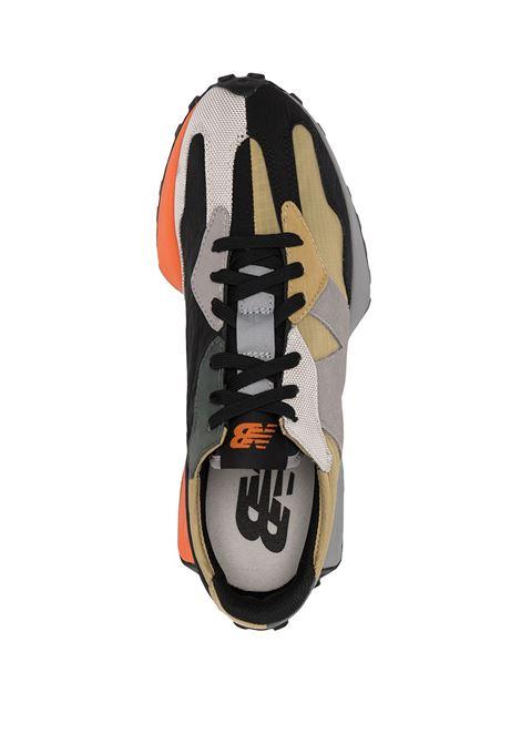 New blance 327 sneakers men byzantine gold NEW BALANCE   MS327PBBYZNTNGLD