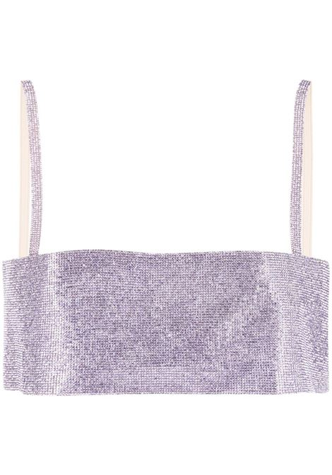 Nué top charlotte donna lilac purple NUÉ | Top | 10008