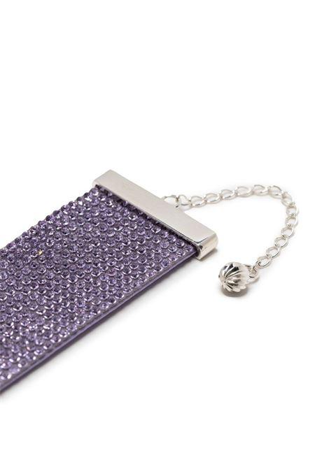 Nué charlotte choker women lilac purple NUÉ | 10108