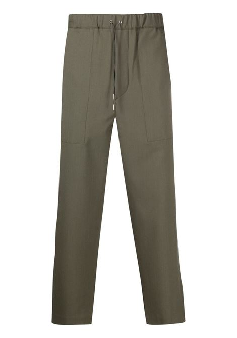 OAMC trousers dark moss men OAMC | Trousers | OAMS310733OS200100018