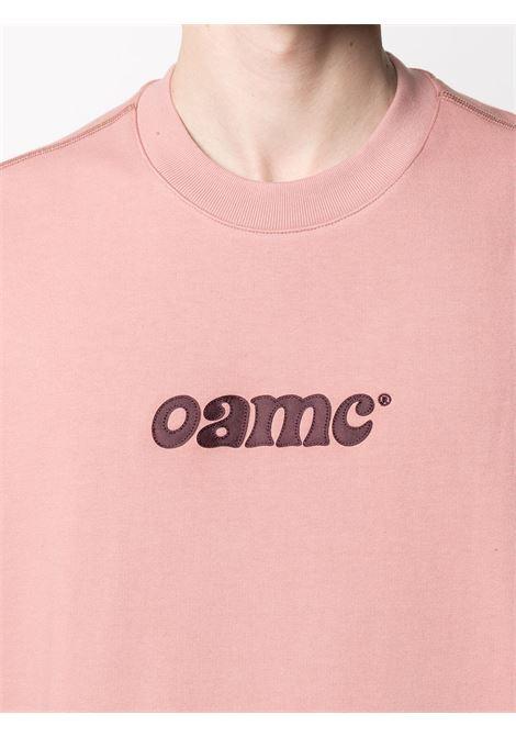 Felpa con applicazione Uomo OAMC | OAMS705460OS243708A662
