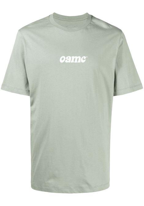 OAMC tshirt cadet green men OAMC | T-shirt | OAMS708367OS247908A302