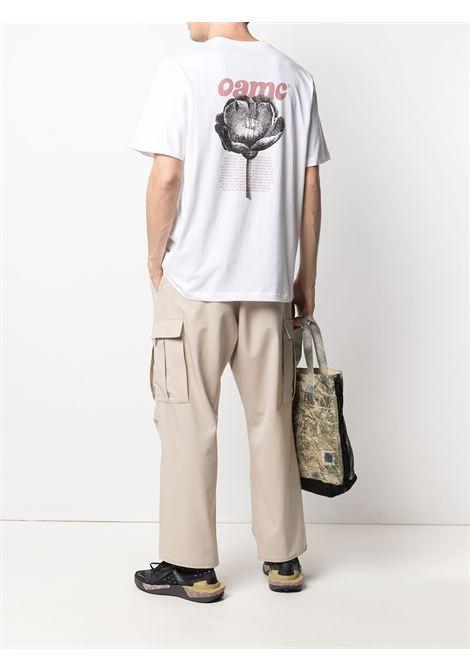 T-shirt a fiori Uomo OAMC | OAMS708867OS247908A100