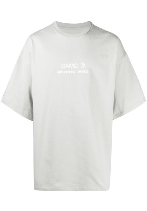 OAMC tshirt light sea men OAMC | T-shirt | OAMS709367OS247608D062