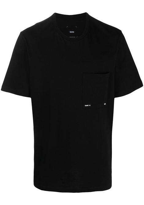 Logo-print T-shirt OAMC | T-shirt | OAMS709867OS247908A001