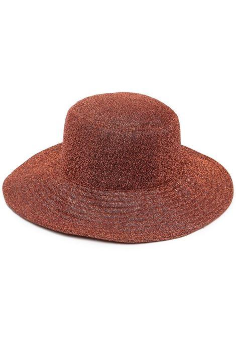 Lurex lumiere holiday hat OSÉREE | Hats | 684821BRWN