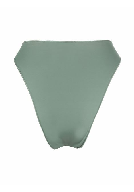 High-waisted bikini bottoms sage green - women OSÉREE | BHF213SG